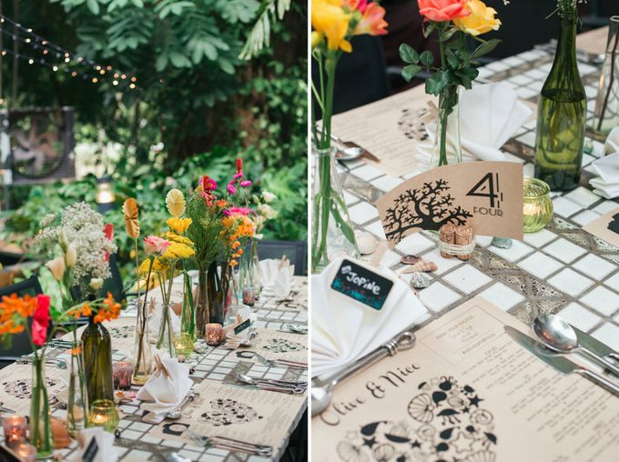 Olive & Nico Tie The Knot by Inside The Knot - 010