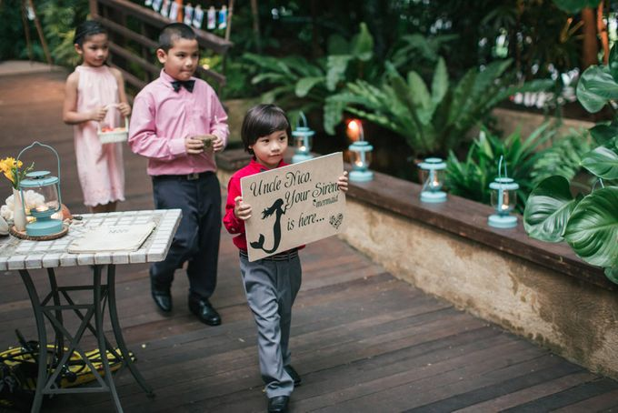 Olive & Nico Tie The Knot by Inside The Knot - 012