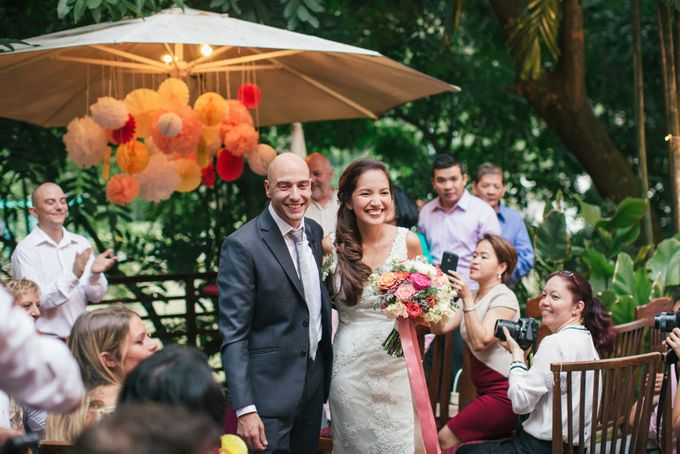 Olive & Nico Tie The Knot by Inside The Knot - 016