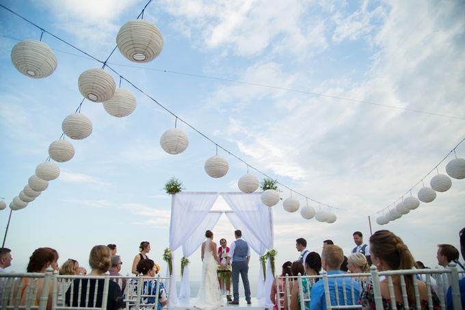 Deke & Kirstie by Bali Exotic Wedding Organizer - 001