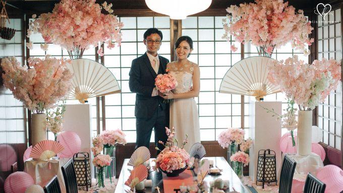 Charming Pastel Sakura Theme ROM Luncheon by Blissmoment - 003