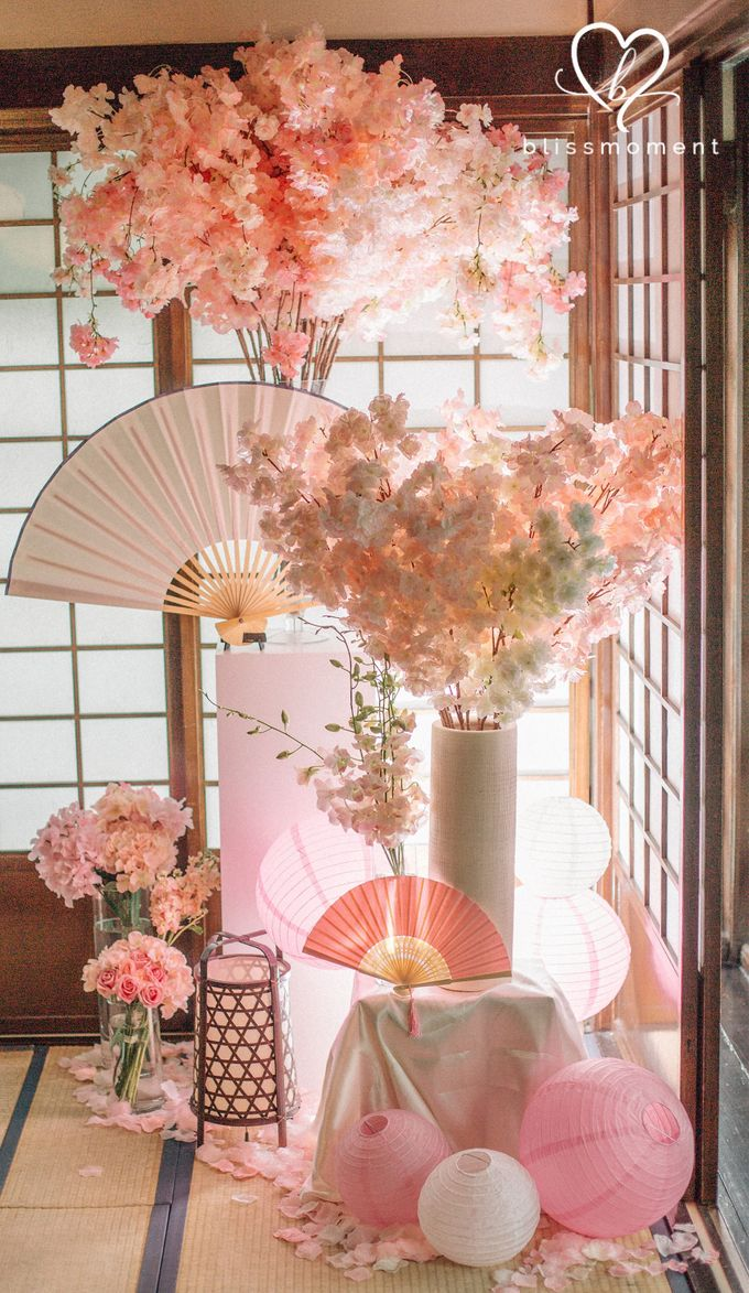 Charming Pastel Sakura Theme ROM Luncheon by Blissmoment - 001