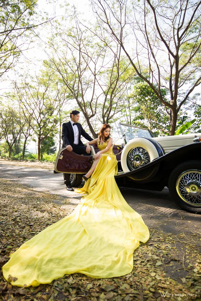 It Takes Two to Tango - Engagement Session by Tata by The Wagyu Story - 003