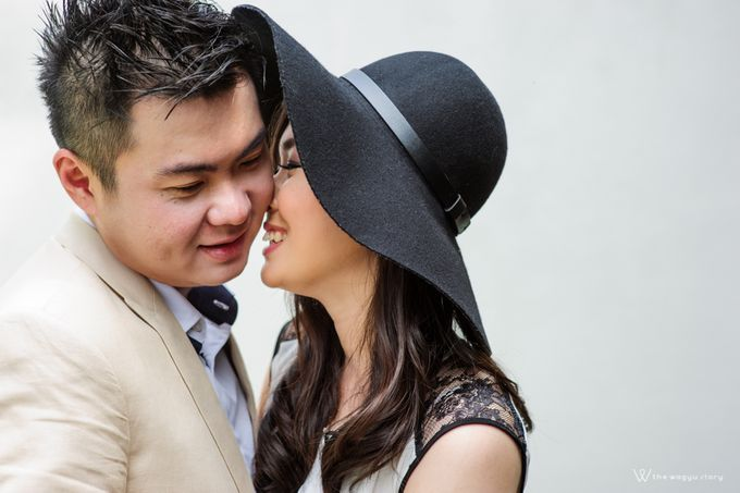 Stevan and Irene - Engagement by The Wagyu Story - 003