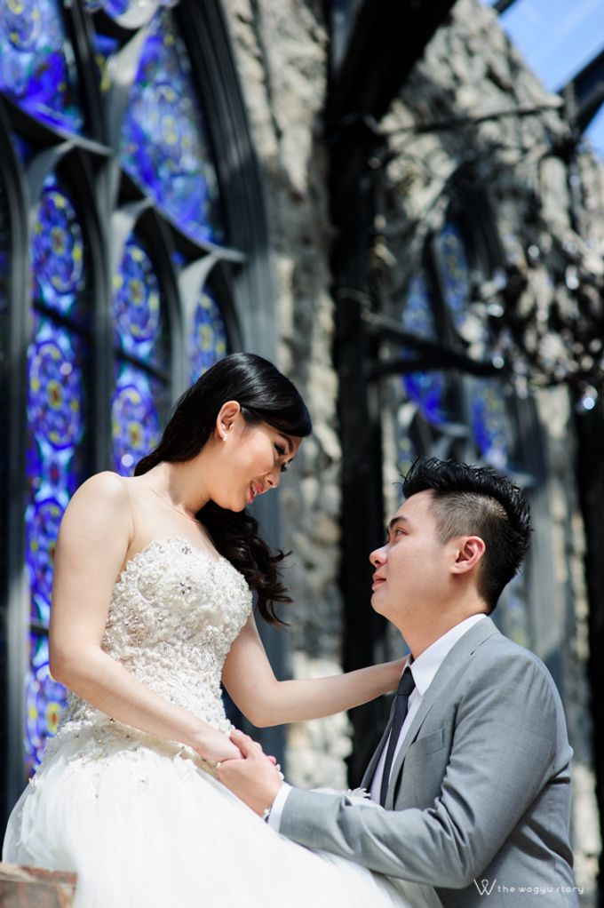 Stevan and Irene - Engagement by The Wagyu Story - 015