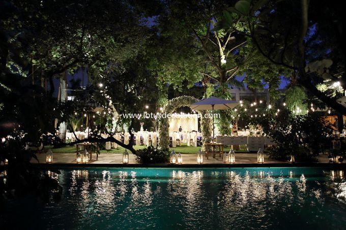 Dharmawangsa hotel jakarta wedding