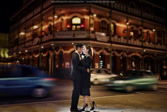 Sabrina & Mulyadi Prewedding Session by Thepotomoto Photography - 018
