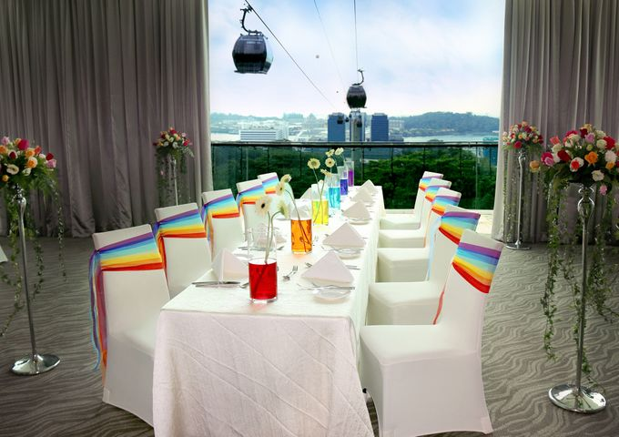 The Ballroom by Faber Peak Singapore - 003