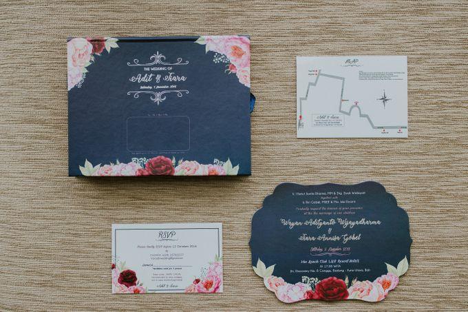 Aditya & Tiara Wedding by Nagisa Bali - 003