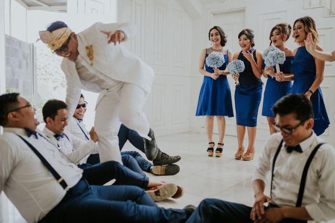 Aditya & Tiara Wedding by Nagisa Bali - 007