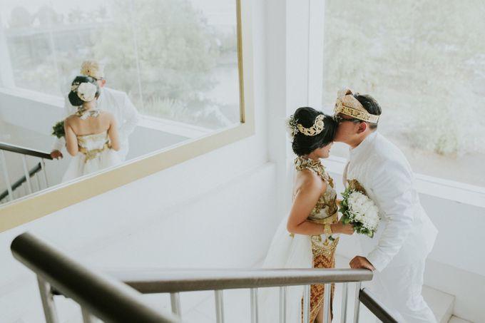 Aditya & Tiara Wedding by Nagisa Bali - 009