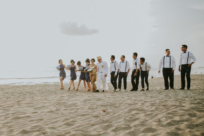 Aditya & Tiara Wedding by Nagisa Bali - 012