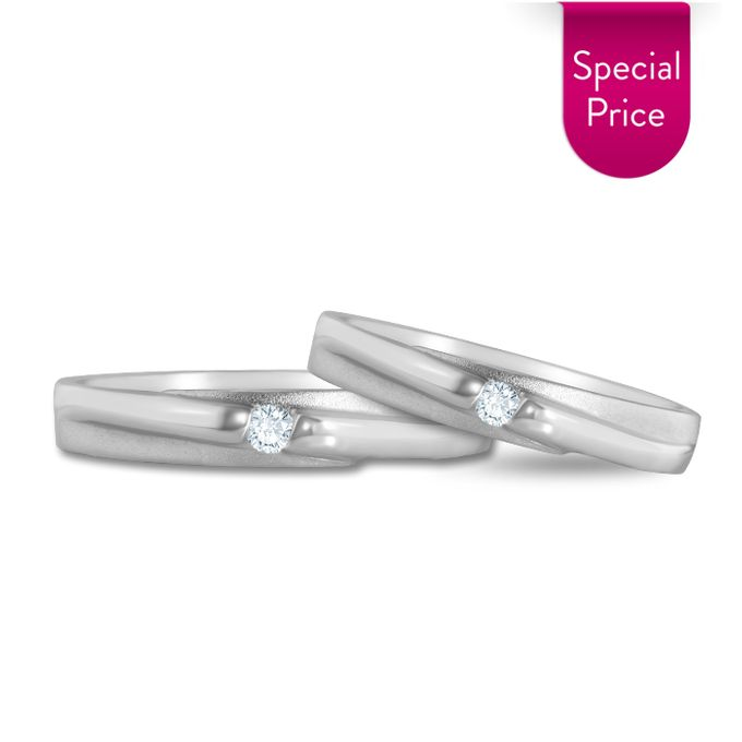 Harga Spesial Perhiasan Berlian (Cincin Wanita, Cincin Kawin, Liontin) by Passion Jewelry - 003