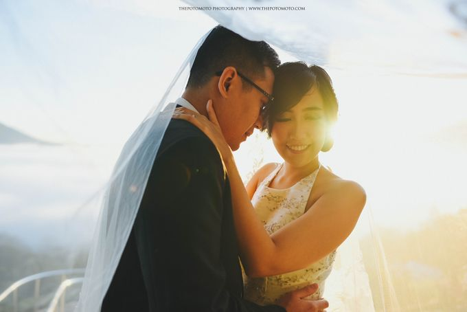 Dea & Rizky Prewedding Session by Thepotomoto Photography - 022