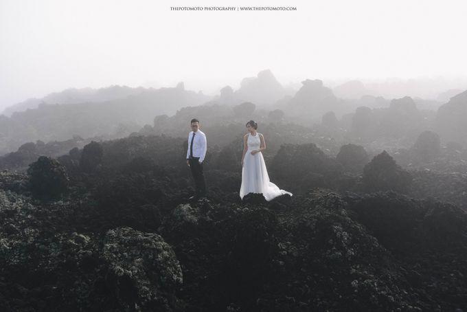 Dea & Rizky Prewedding Session by Thepotomoto Photography - 016