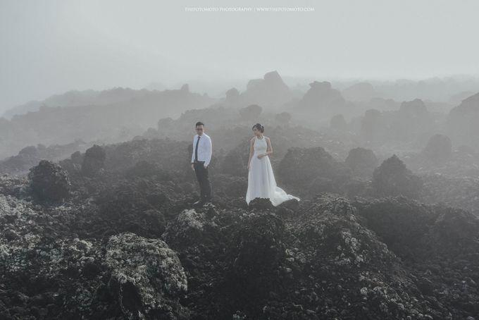 Dea & Rizky Prewedding Session by Thepotomoto Photography - 017