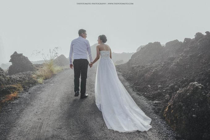 Dea & Rizky Prewedding Session by Thepotomoto Photography - 012