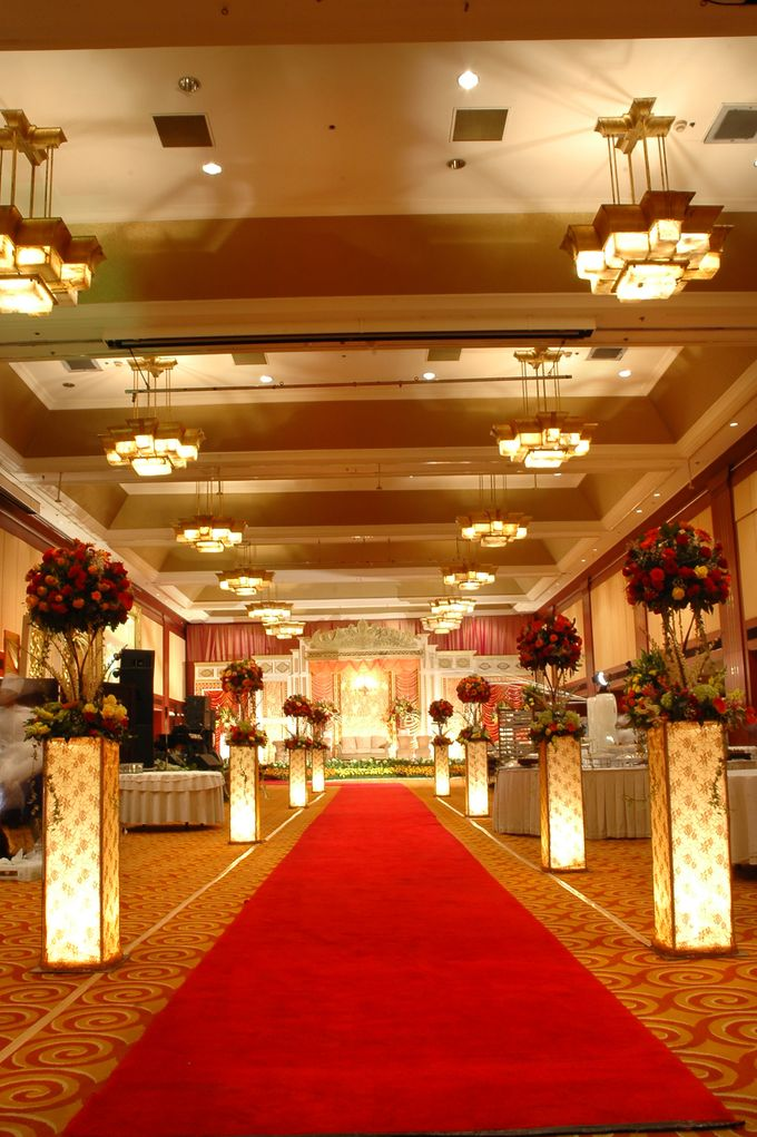 Flores Ballroom by Hotel Borobudur Jakarta - 014