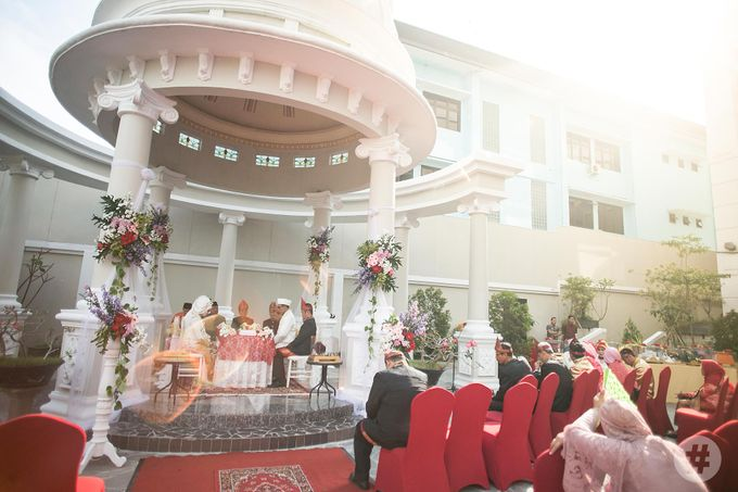 Noven & Reza Traditional Wedding Palembang by #thephotoworks - 005