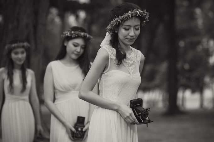 Bridesmaids Styled shoot by Le voeu (Bridesmaids) - 006