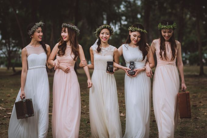 Bridesmaids Styled shoot by Le voeu (Bridesmaids) - 007