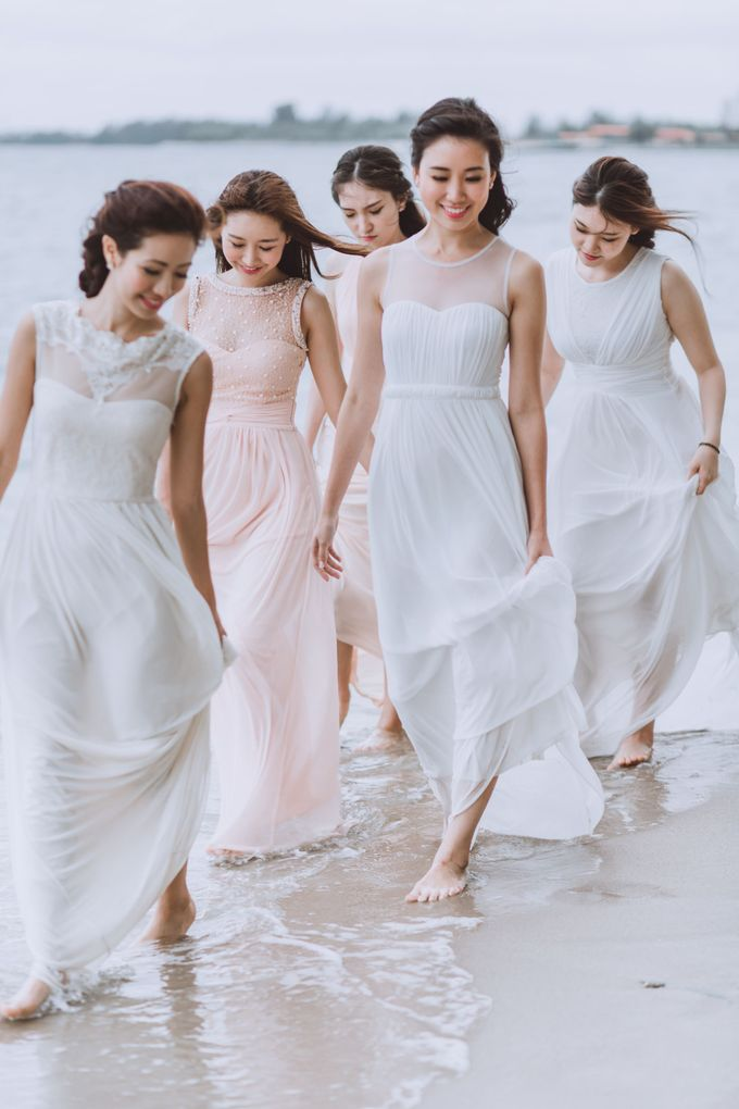 Bridesmaids Styled shoot by Le voeu (Bridesmaids) - 013