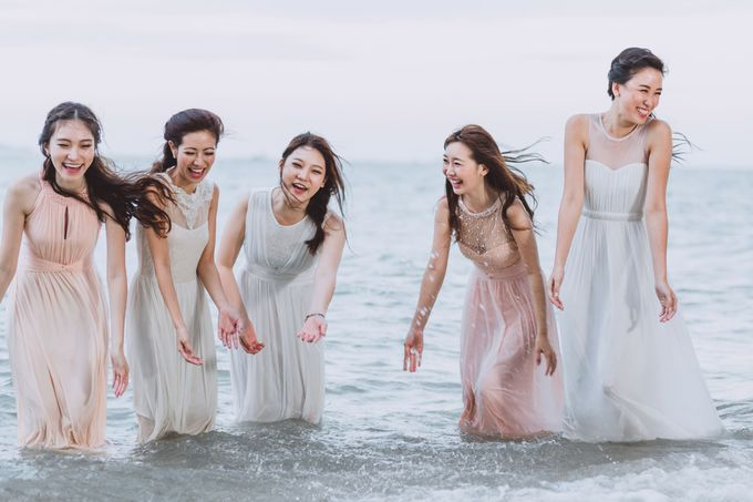 Bridesmaids Styled shoot by Le voeu (Bridesmaids) - 021