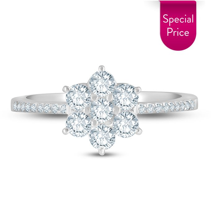 Harga Spesial Perhiasan Berlian (Cincin Wanita, Cincin Kawin, Liontin) by Passion Jewelry - 013