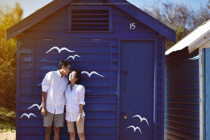 Andri & Rizni Couple Session by Thepotomoto Photography - 001