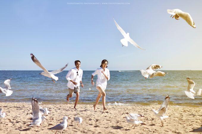 Andri & Rizni Couple Session by Thepotomoto Photography - 002