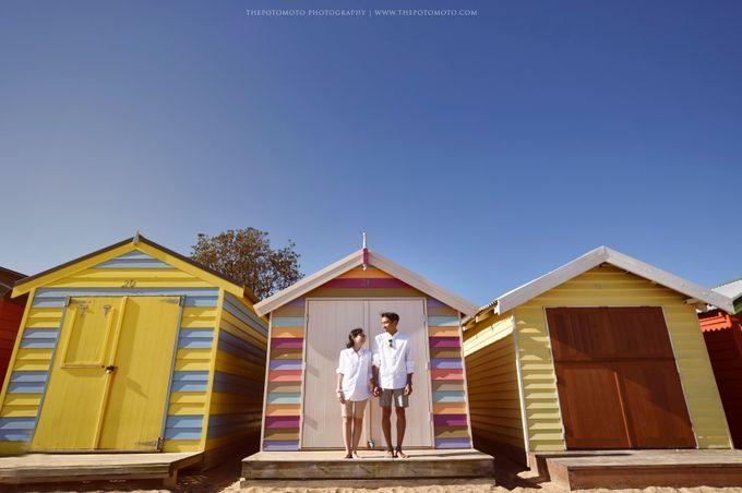 Andri & Rizni Couple Session by Thepotomoto Photography - 007