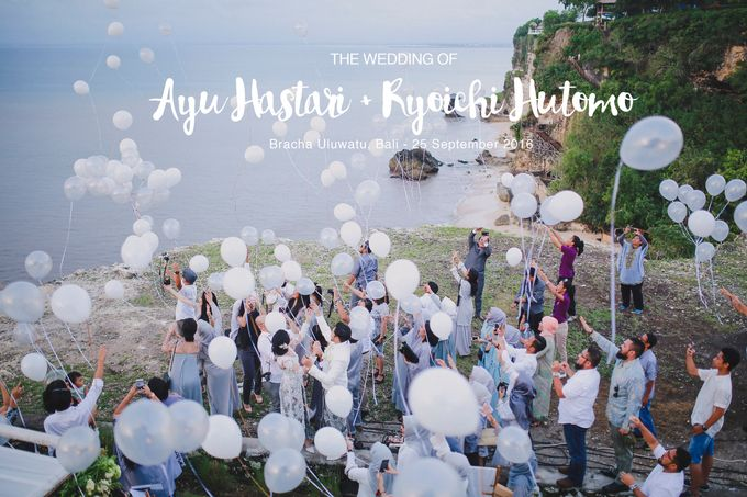 Ayu Hastari & Ryoichi Hutomo Wedding Day by Thepotomoto Photography - 001