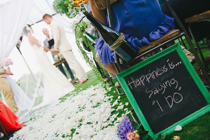 Wedding @ Semara Luxury Villa by THE UNGASAN CLIFFTOP RESORT BALI  - 009