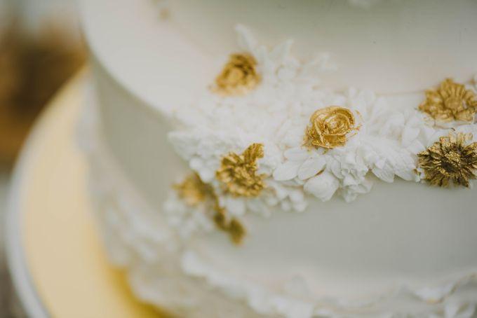 Beauty and the Beast Garden Wedding by Endear Weddings - 002