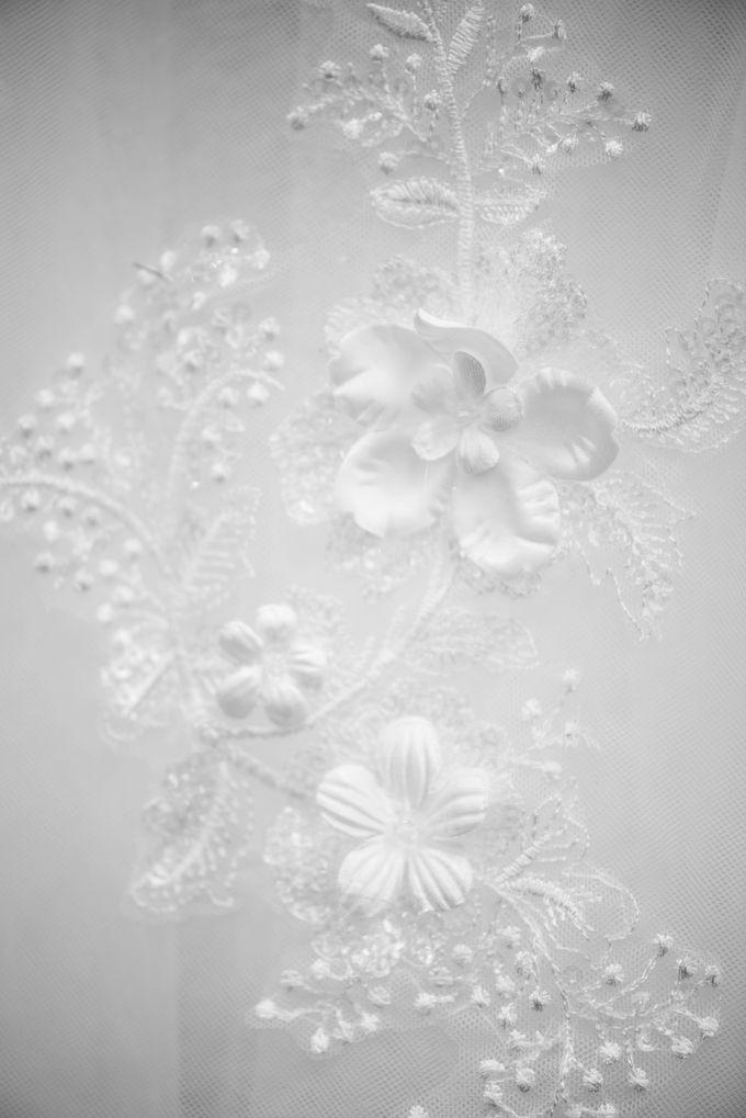 Beauty and the Beast Garden Wedding by Endear Weddings - 010