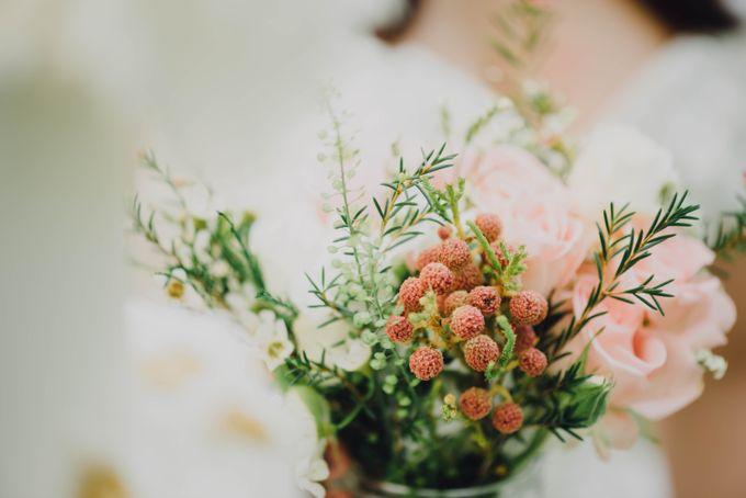 Beauty and the Beast Garden Wedding by Endear Weddings - 012