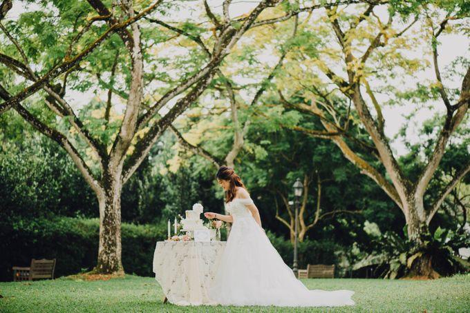 Makeup For Garden Wedding : Beauty and the Beast (Garden wedding) by Karis Chiu Makeup ...