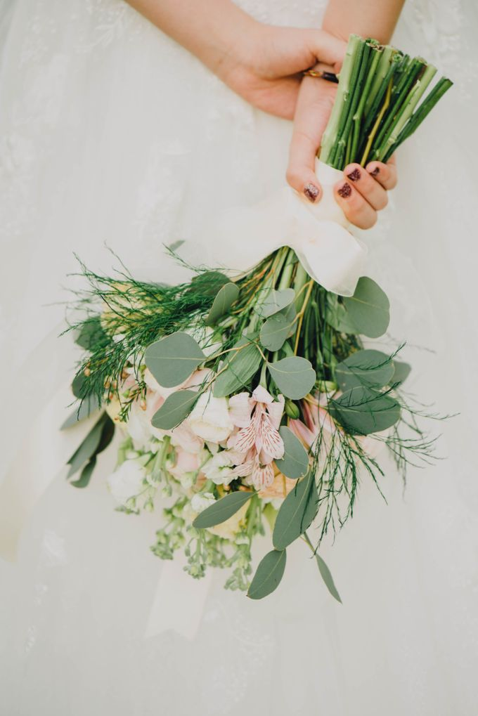 Beauty and the Beast Garden Wedding by Endear Weddings - 015