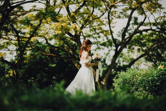 Beauty and the Beast Garden Wedding by Endear Weddings - 016
