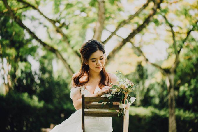 Beauty and the Beast Garden Wedding by Endear Weddings - 017