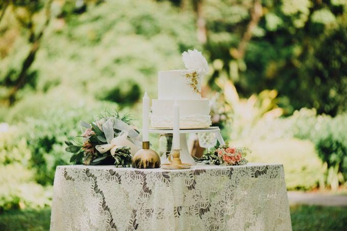 Beauty and the Beast Garden Wedding by Endear Weddings - 019