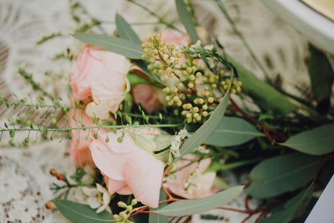 Beauty and the Beast Garden Wedding by Endear Weddings - 020