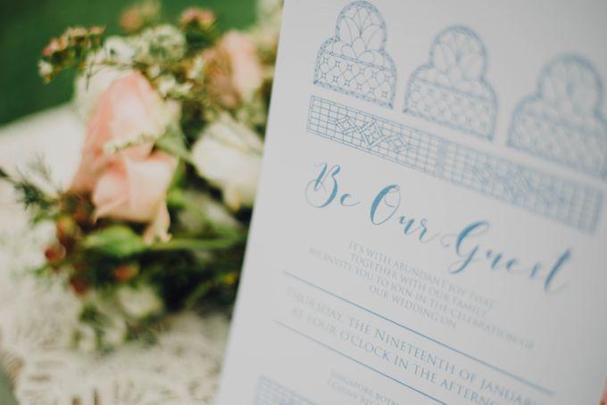Beauty and the Beast Garden Wedding by Endear Weddings - 023