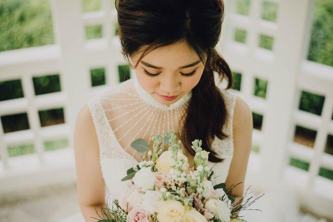 Beauty and the Beast Garden Wedding by Endear Weddings - 031