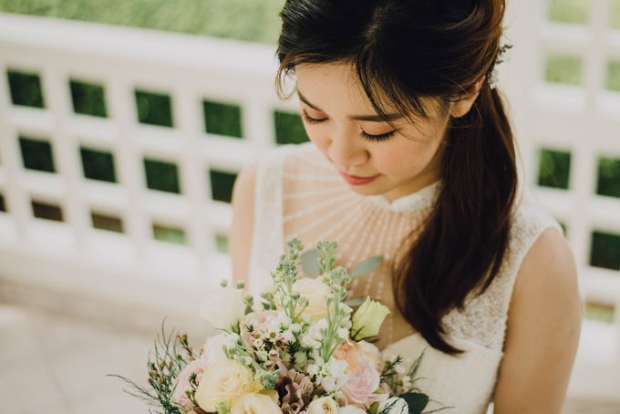 Beauty and the Beast Garden Wedding by Endear Weddings - 032