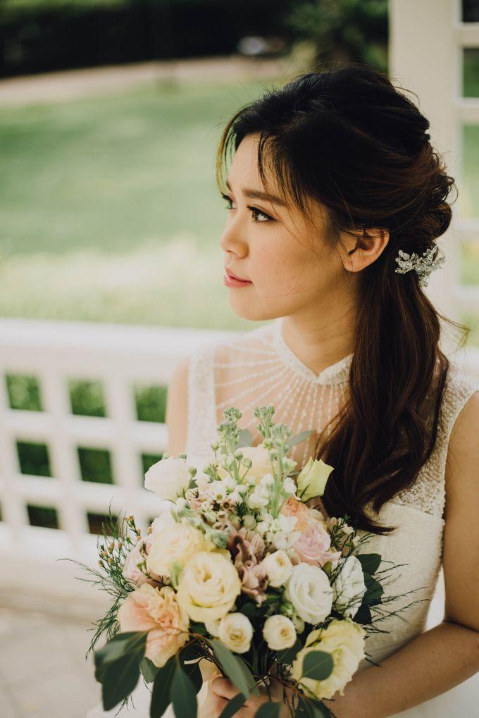 Beauty and the Beast Garden Wedding by Endear Weddings - 033