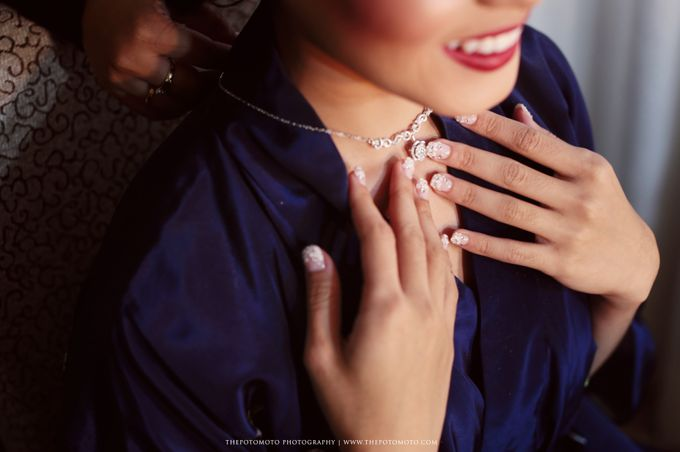 Diva & Mike Wedding by Thepotomoto Photography - 004