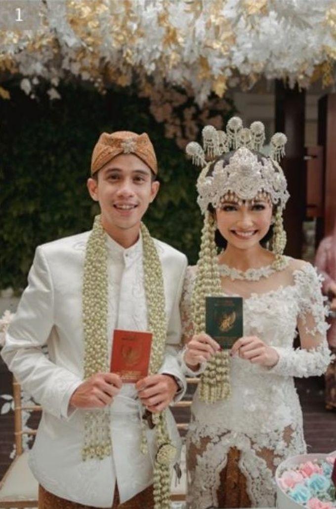 Citra & Havil Wedding by bright Event & Wedding Planner - 009