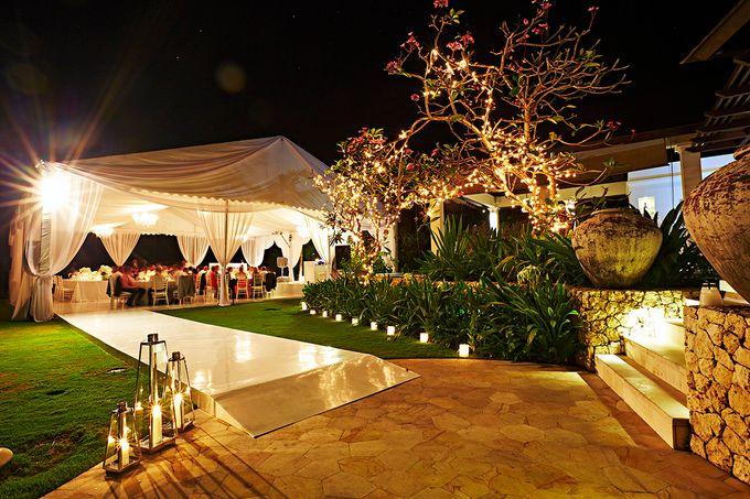 Wedding @ Semara Luxury Villa by THE UNGASAN CLIFFTOP RESORT BALI  - 006