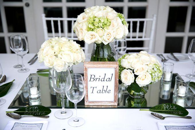 Wedding @ Semara Luxury Villa by THE UNGASAN CLIFFTOP RESORT BALI  - 003